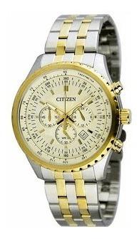 reloj citizen caballero an8064-56p