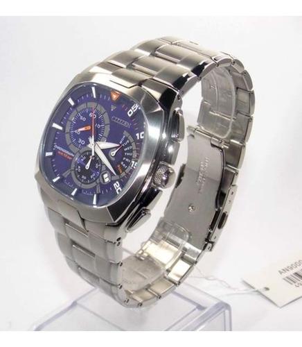 reloj citizen cronógrafo