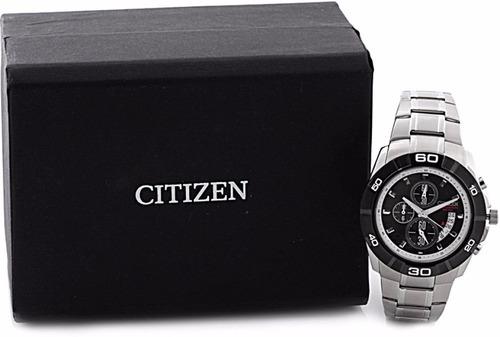 reloj citizen cronografo an3411-51e hombre. envio gratis