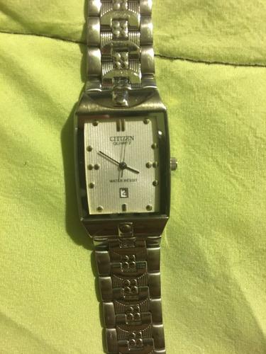 reloj citizen cuadrado