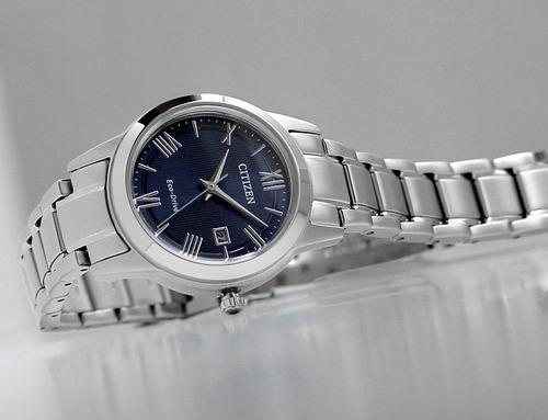 reloj citizen dama fe1081-59l agente oficial envio gratis m