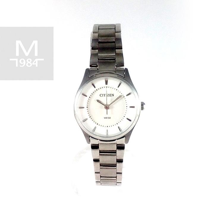Reloj Citizen De Dama En Acero. Resistente Al Agua -   9.500 93ea7e436641