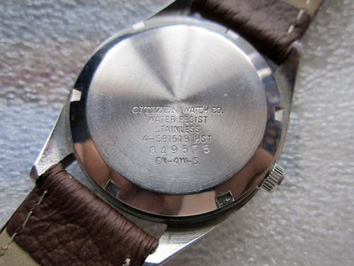 reloj citizen eagle 7