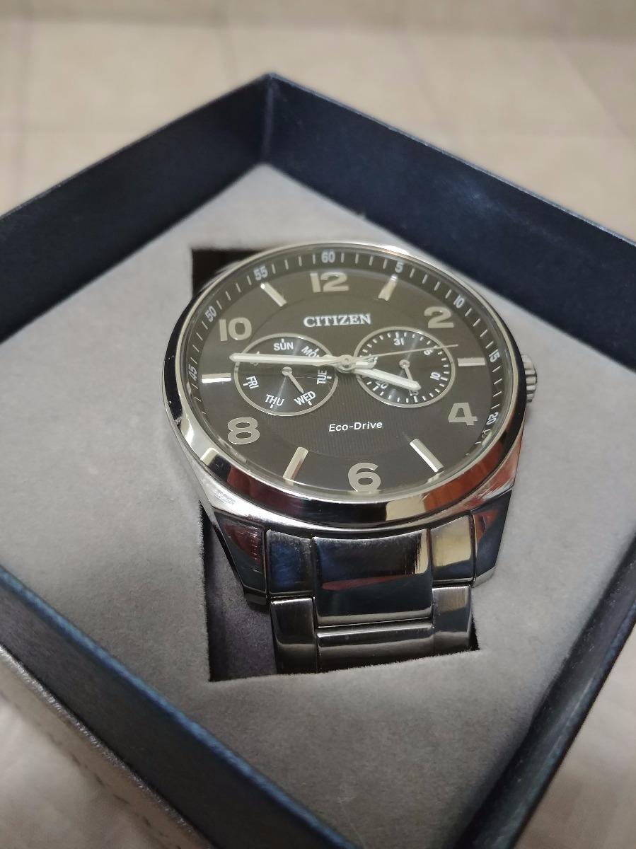 reloj citizen eco drive ao9020 84e 3 500 00 en mercado libre