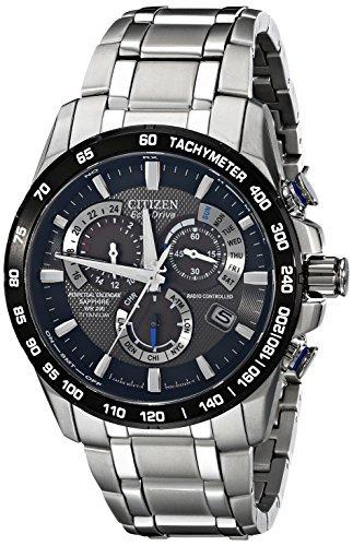 Reloj Citizen Eco-drive At4010-50e Titanium Perpetual Chrono ... 3e21f54dce