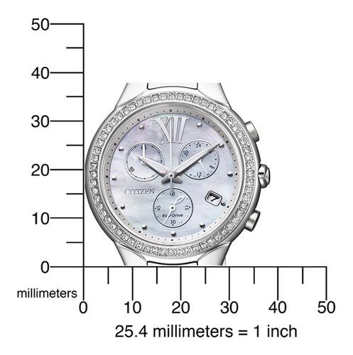 reloj citizen eco drive dama fb132156a agente oficial