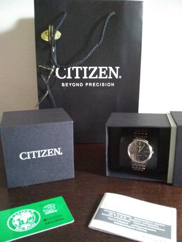 reloj citizen eco drive hombre.