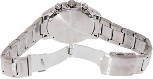 reloj citizen eco drive hombre acero ca0370-54a original!!!!