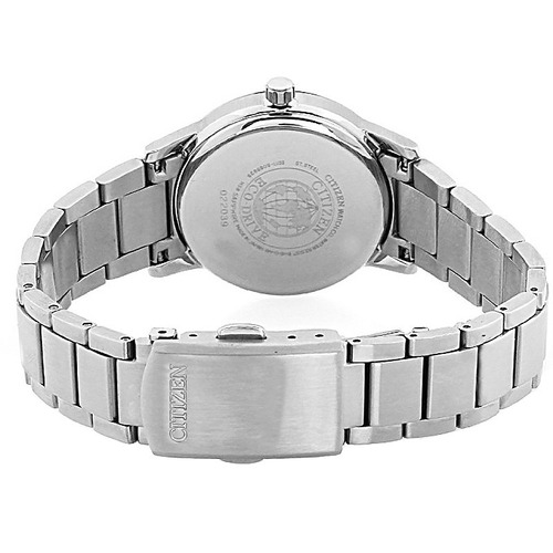 reloj citizen eco-drive ladies dress ew1560-57e