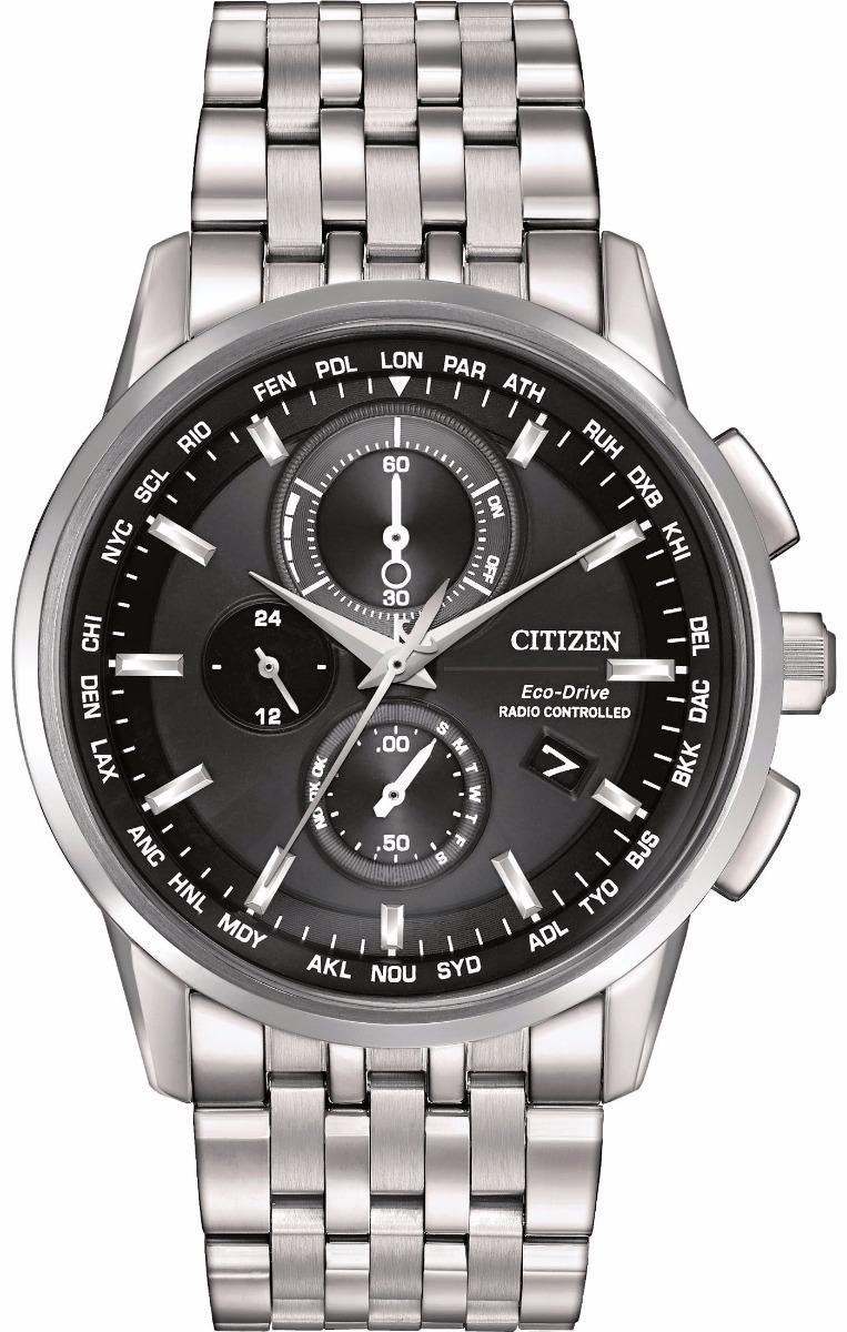 c5e2f538fbd reloj citizen eco- drive original para hombre at8110-53e. Cargando zoom.