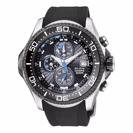 444c4559b886 Reloj Citizen Eco-drive Promaster Aqualand Divers Bj2110-01e ...