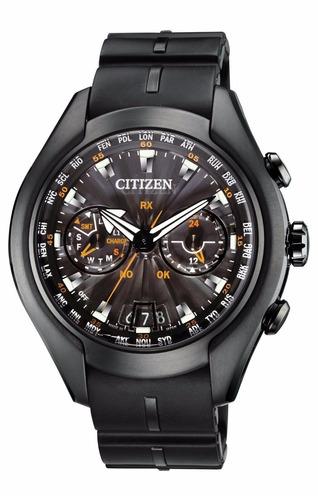 reloj citizen eco-drive satellite wave titanio cc1076-02e