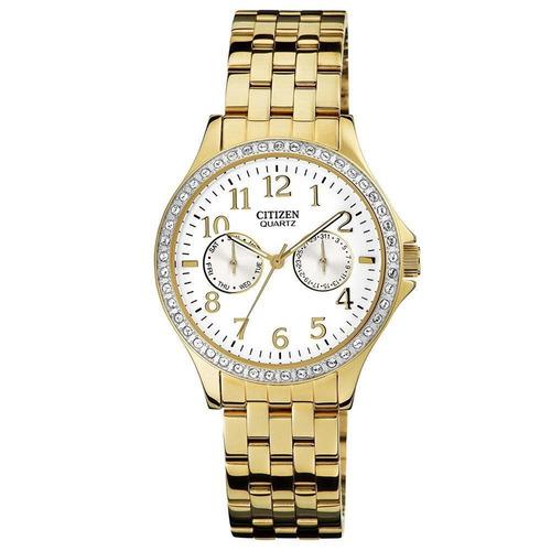 reloj citizen ed a dorado femenino