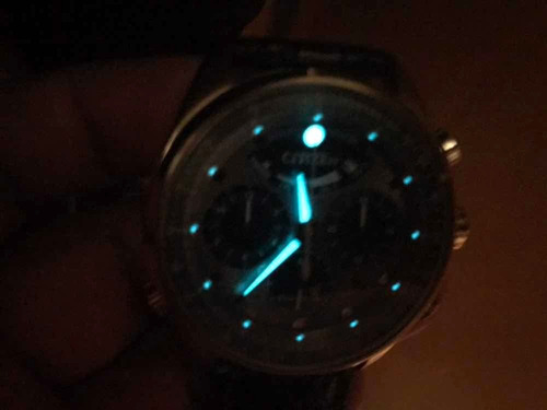 reloj citizen edición limitada av0063-01h eco drive
