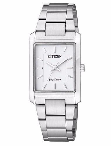 reloj citizen ep591059a eco-drive mujer acero envió gratis
