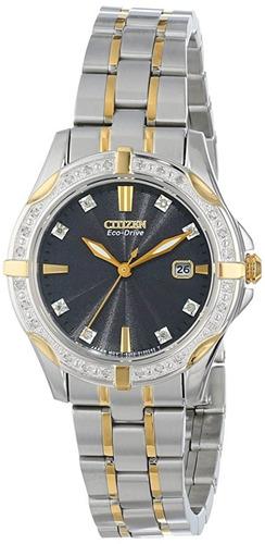 reloj citizen ew h femenino