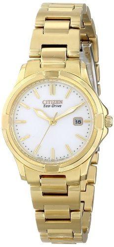 reloj citizen ew1962-53a dorado