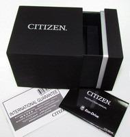 reloj citizen fb1362-59p crono eco drive promo