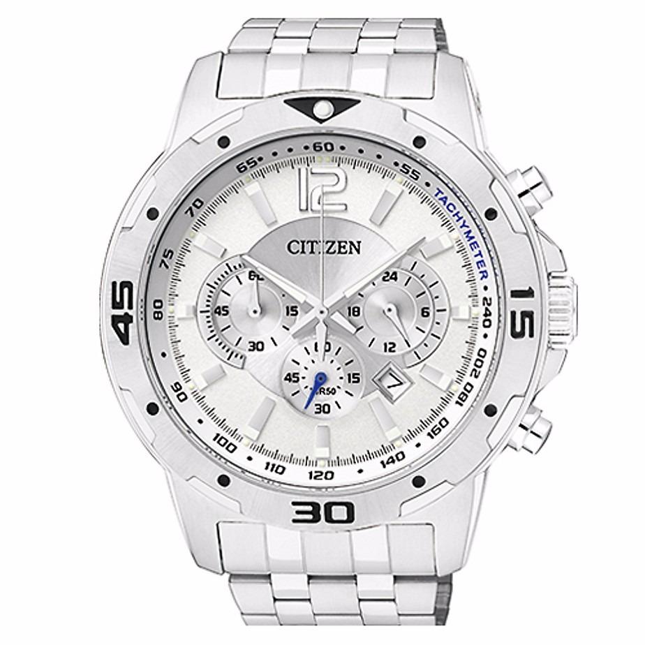 reloj citizen hombre acero an810054a agente oficial. Cargando zoom. 71ff20134953