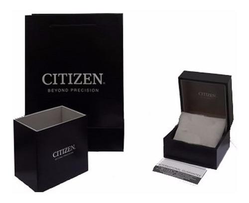 reloj citizen hombre acero bi1030-53e