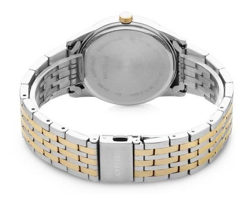reloj citizen hombre bi5006-81p clásico