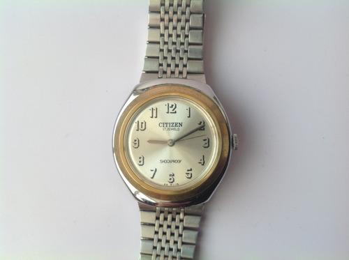 reloj citizen joyas.