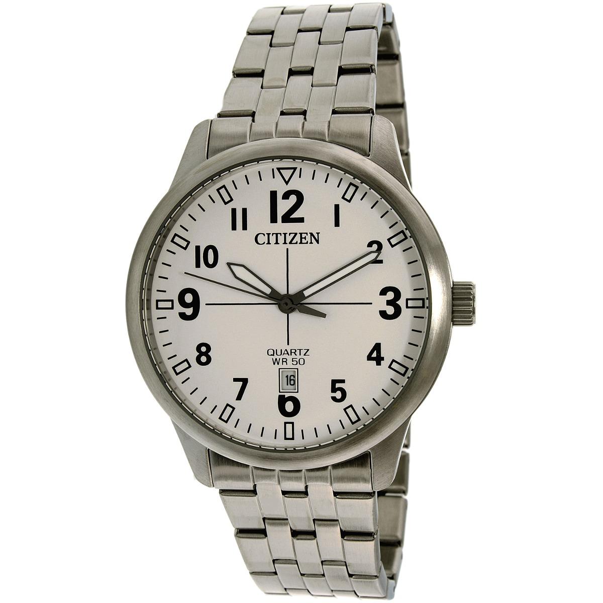 e7685fe132d0 Reloj Citizen Para Hombre Bi1050-81b Plateado En Acero -   399.550 ...
