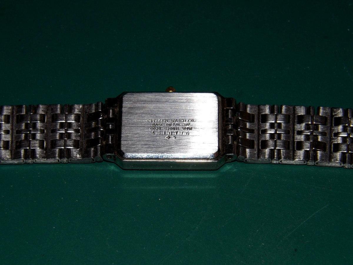 0ef413ca724 Reloj Citizen Para Hombre De Coleccion - $ 1,100.00 en Mercado Libre