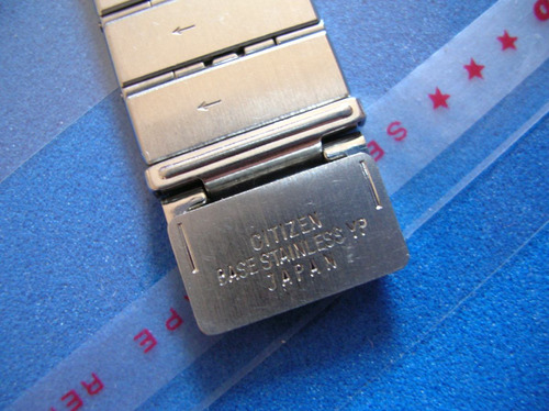 reloj citizen pulsera