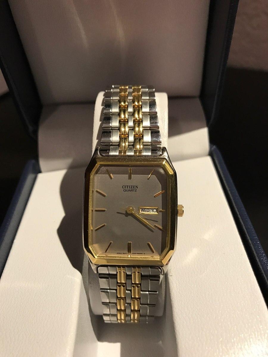 Reloj Citizen Quartz - $ 1,499.00 en Mercado Libre
