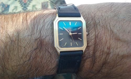 reloj citizen quartz extra extra plano modelo 2830-262573-k