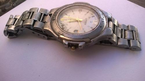 reloj citizen titanium imit