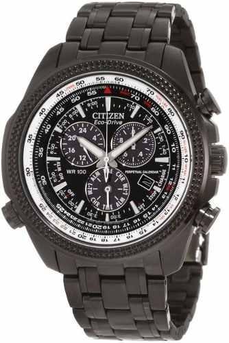 reloj citizen wcz137 negro