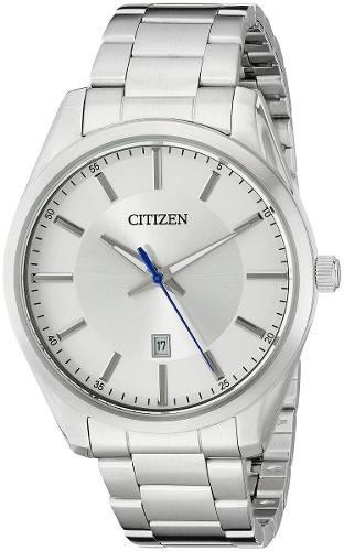 reloj citizen  wcz535 plateado