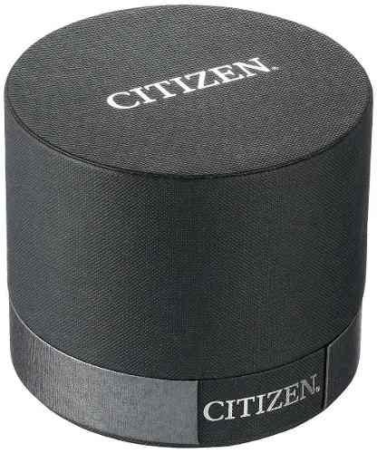 reloj citizen wcz585 plateado