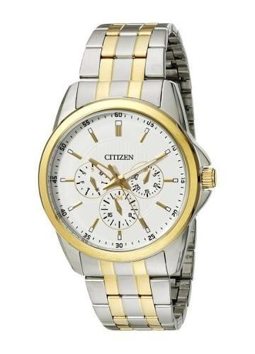 reloj citizen wcz775 plateado