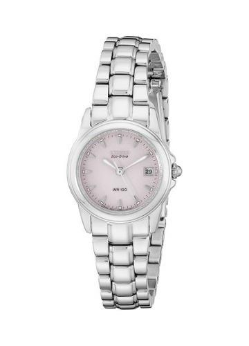 reloj citizen wcz854 plateado femenino