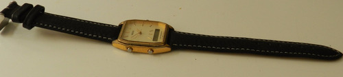 reloj clásico elegante seiko