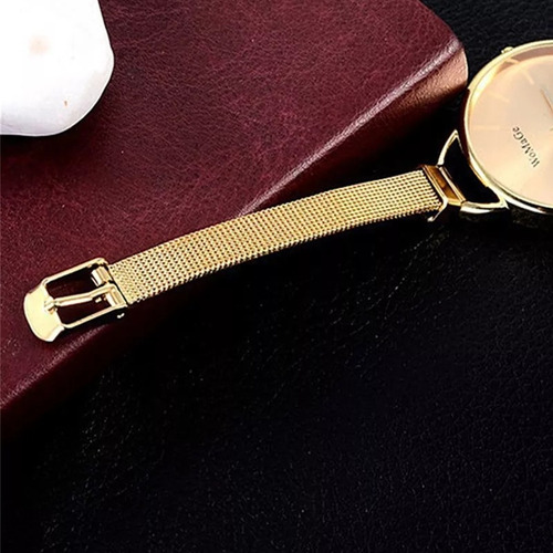 reloj clasico + envío gratis + caja de lujo regalo perfecto