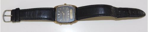 reloj clasico seiko quartz