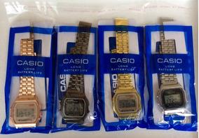 7ba3fbfb53c3 Reloj Casio Retro Colores Metalicos - Relojes en Mercado Libre México