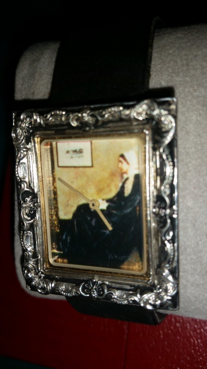 Reloj Classic Moments Con Marco De Plata - $ 220.000 en Mercado Libre