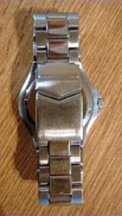 77cf1a13d009 vendo reloj suizo claude bernard con cristal de zafiro · reloj claude  bernard
