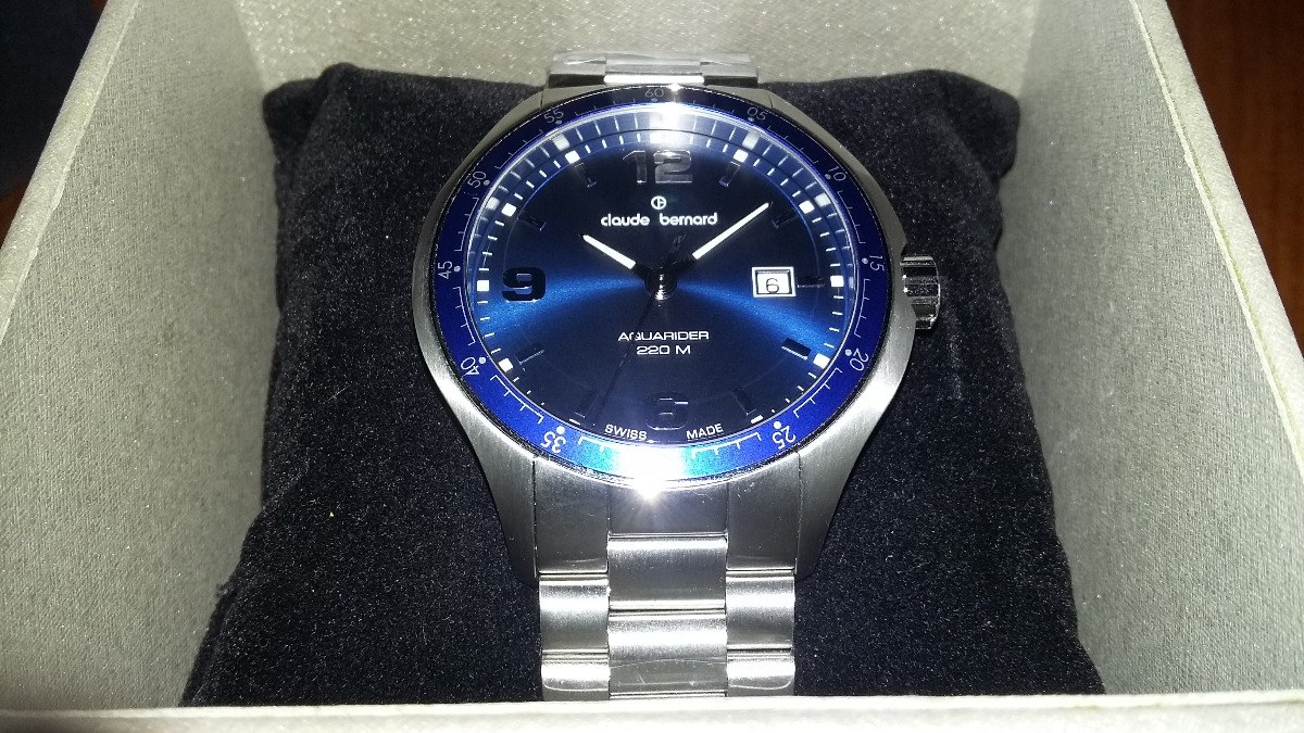 7192d6149ce1 Reloj Claude Bernard Aquarider 701673bbuin -   3.500