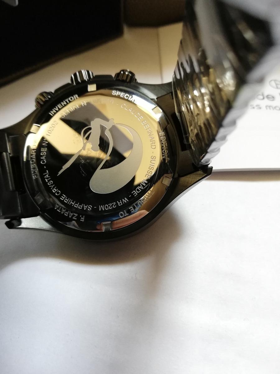 b6d5898b2744 Reloj Claude Bernard Ref. 10202 37n. Swiss Made -   9.000