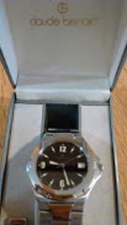 8dae85cbac8f vendo reloj suizo claude bernard con cristal de zafiro. Cargando zoom... reloj  claude bernard