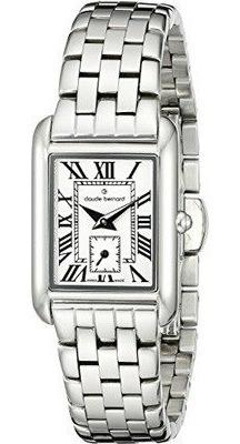 reloj claude bernard dress code 250033mbr mujer   original