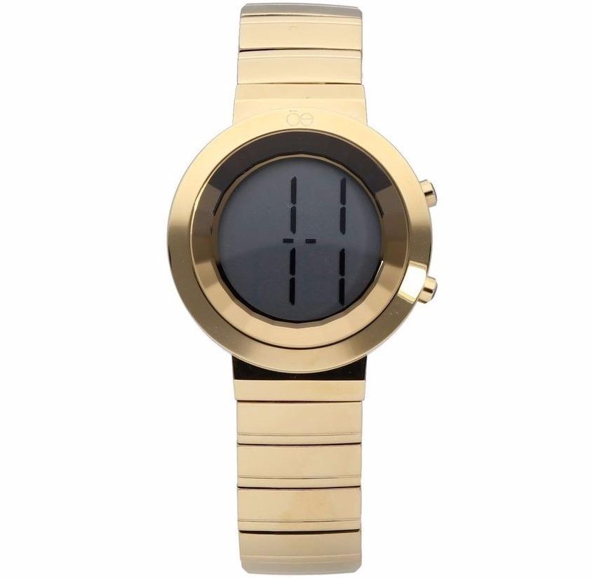Original Believe Dama Reloj Cloe Dorado Digital Oe1708 Gg NwOXnP80Zk