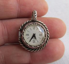 145a5f93de05 Reloj Colgante De Mujer Con Tapa - Joyas y Relojes Antiguos en ...
