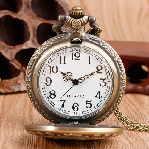 reloj collar coleccionable de alicia país de las maravillas